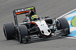 Sahara Force India VJM09 image