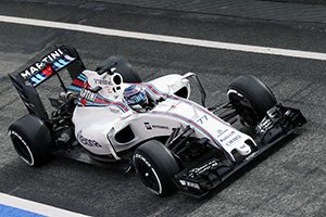 Williams FW38 image