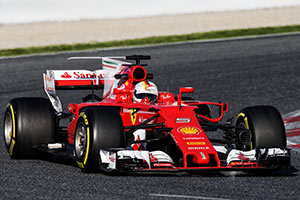 Ferrari Sf70h F1technical Net