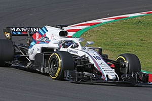 Williams FW41 image
