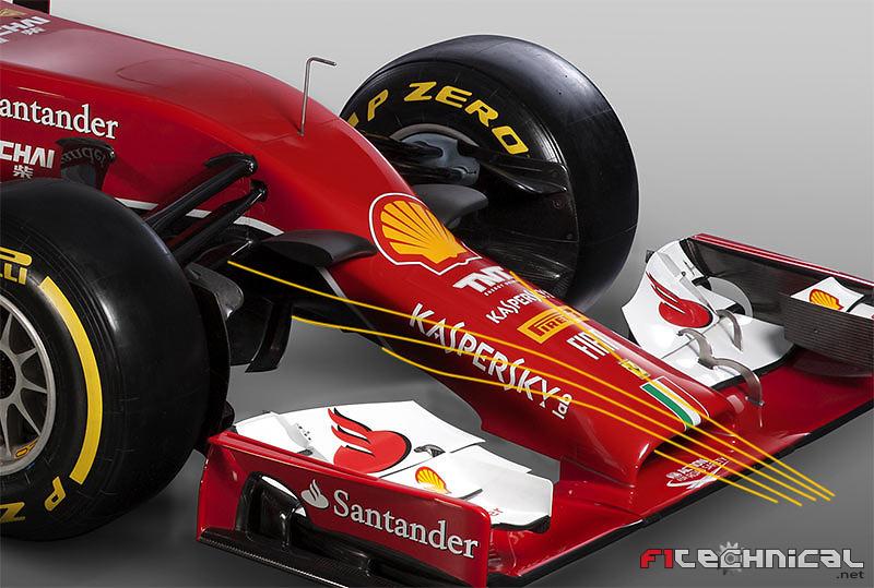 Ferrari F14t Launch Analysis F1technical Net