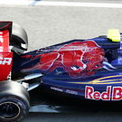 Toro Rosso rear end detail