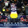 Red Bull Racing RB10 of Sebastian Vettel