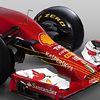 Ferrari F14T nose airflow