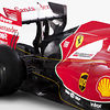 Ferrari F14T rear airflow
