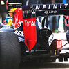 Red Bull RB10 exhaust
