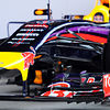 Red Bull RB10 keeled nose