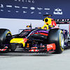 Red Bull RB10 low view