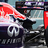 Red Bull RB10 rear end