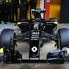The Renault Sport F1 Team R16 is revealed