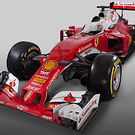 Ferrari SF16-H , 3 quarter view
