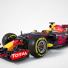 Red Bull RB12 3/4 view