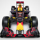 Red Bull RB12 front top view