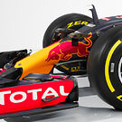 Red Bull RB12 nose detail