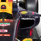 Red Bull RB12 sidepod bridge