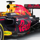 Red Bull RB12 sidepod detail