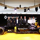 Renault R.S.16 launch