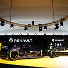 The Renault Sport Formula One Team car livery is revealed
