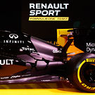 Renault R.S.16 rear wing
