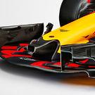 Red Bull RB13 Renaut - nose detail