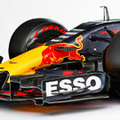 Red Bull RB13 Renaut - nose detail