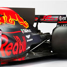 Red Bull RB13 Renaut - rear end detail