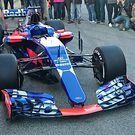 Toro Rosso STR12 Renault front view