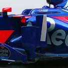 Scuderia Toro Rosso STR12 sidepod