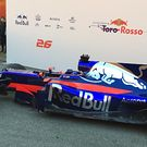 Toro Rosso STR12 Renault launch