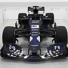 Red Bull RB14 front view