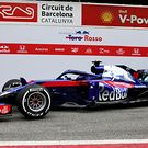 The Scuderia Toro Rosso STR13 is revealed