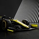 The Renault Sport F1 Team RS19