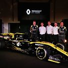 Renault R.S.19 revealed