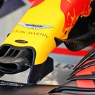 Red Bull Racing RB16 nosecone detail