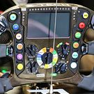 Renault F1 Team RS20 steering wheel