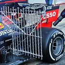 Red Bull Racing RB16 sensor equipment