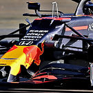 Red Bull RB16 track debut