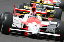 Elio Castroneves, Indy Car