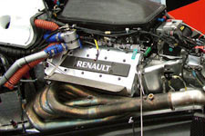 Renault Mecachrome GP2 engine