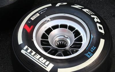 Image: Pirelli P Zero Racing Tire