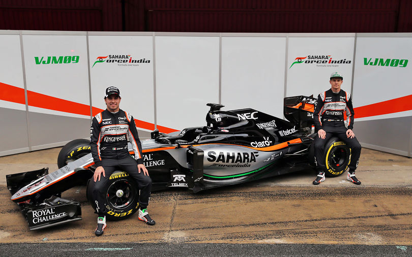 Force India announces launch date of 2017 car