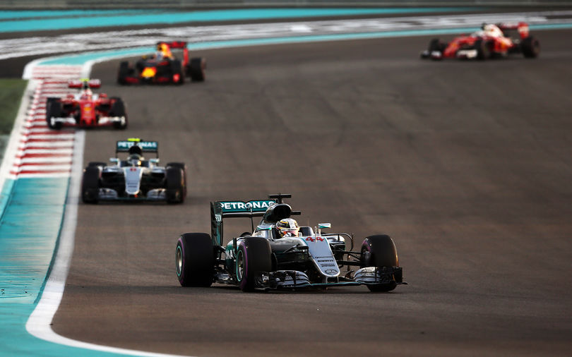 Hamilton defends slow driving tactics