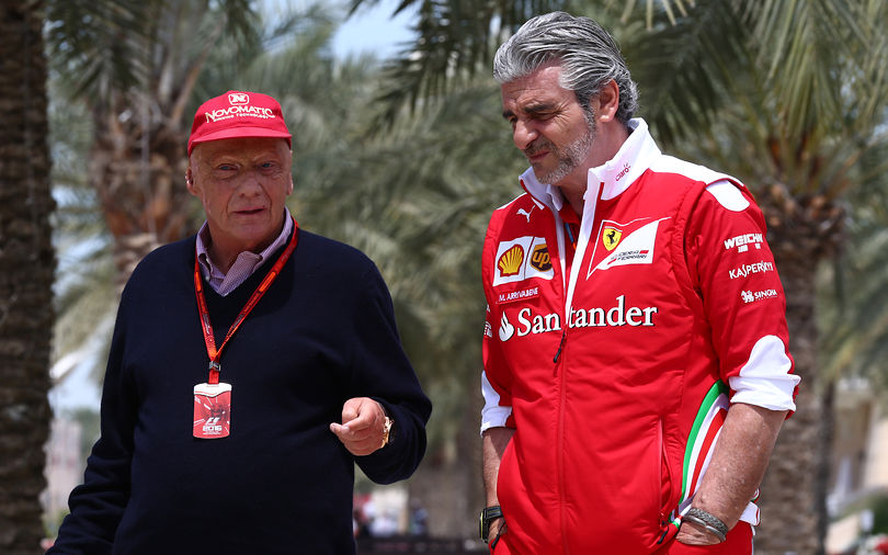 Lauda critical of 'utterly silly' Kvyat