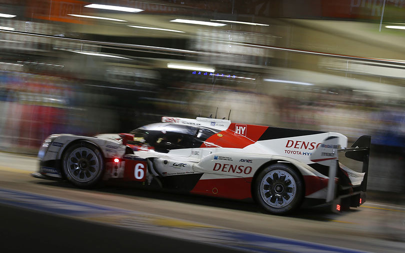 Toyota reveals cause of Le Mans failure