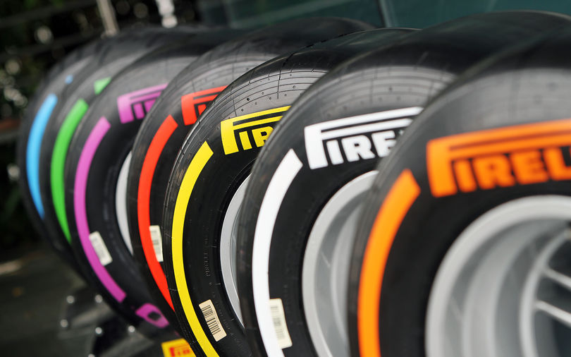 Pirelli announces individual tyre choices for German GP