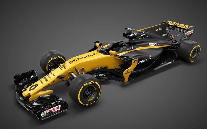 Renault RS17 - Technical impression
