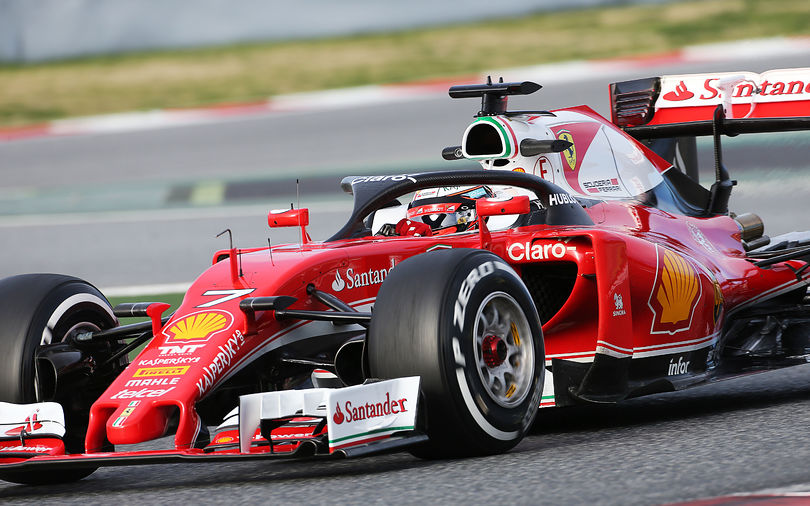 FIA decides on halo device for 2017