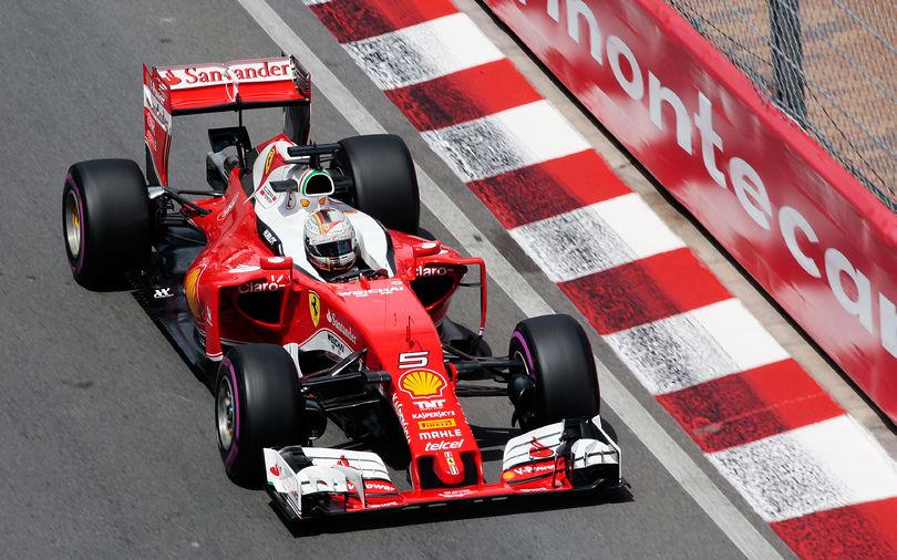 Vettel fastest in tight final Monaco practice
