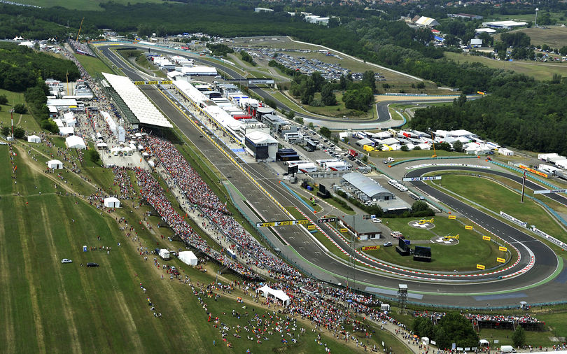 Hungarian GP preview – Weekend programme