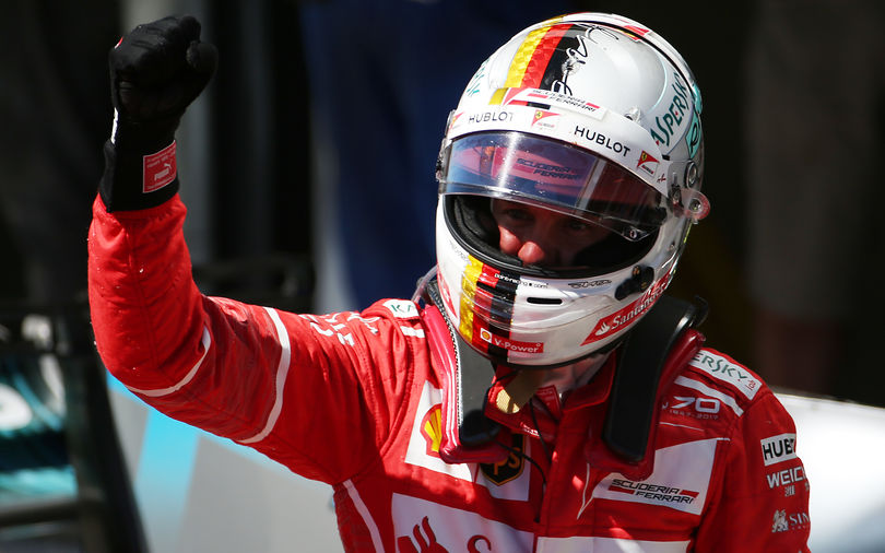 Vettel wins Brazilian Grand Prix